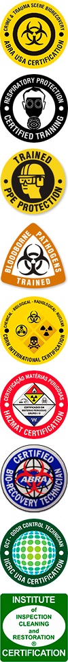Certificações DEATHCLEAN