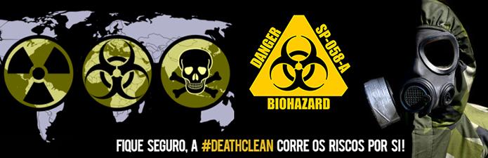 DEATHCLEAN - Descontaminação NRBQ | CBRN